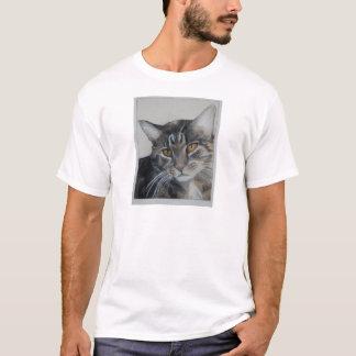 Tabby Cat - samantha T-Shirt