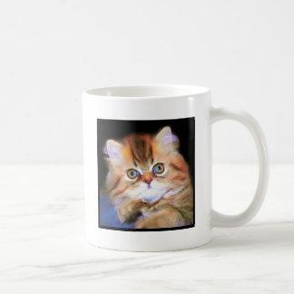 Tabby Kitten Coffee Mug