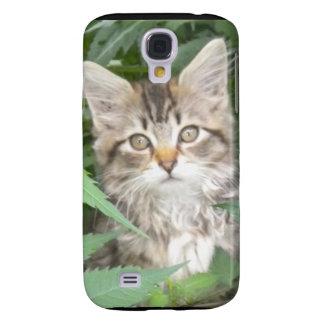 Tabby Kitten galaxy s4 case