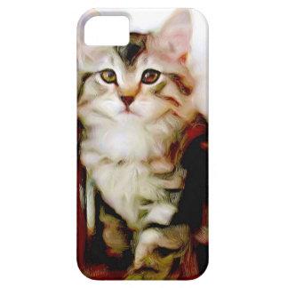 Tabby Kitten iPhone SE/5/5s Case