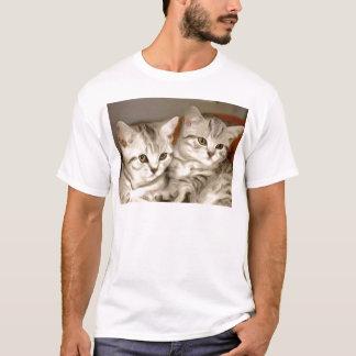 Tabby Kittens T-Shirt