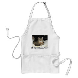 Tabby Queen Apron apron