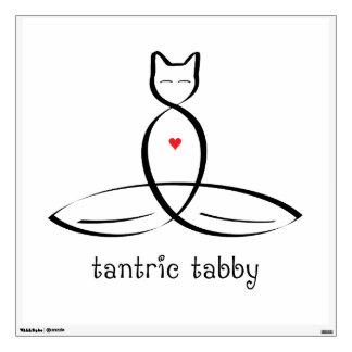 Tabby Tantric - texto de lujo del estilo