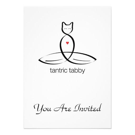 Tabby Tantric - texto regular del estilo Anuncio