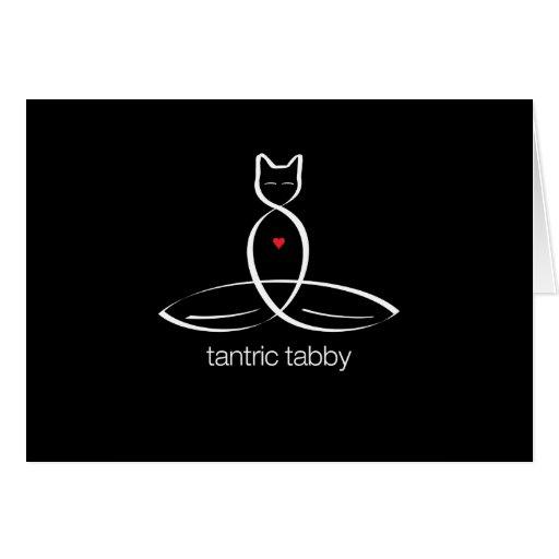 Tabby Tantric - texto regular del estilo Tarjeton