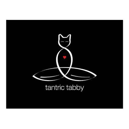 Tabby Tantric - texto regular del estilo Postal