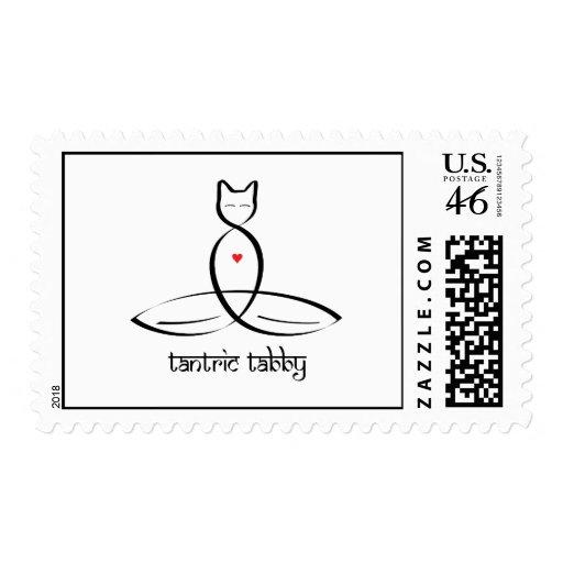 Tabby Tantric - texto sánscrito del estilo Franqueo