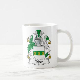 Taber Family Crest Coffee Mug