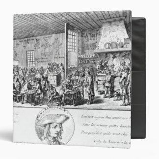 """Taberna de Jean Ramponneau Carpeta 1 1/2"""""""