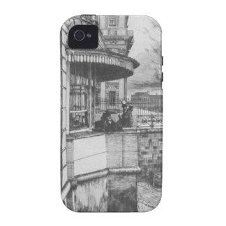 Taberna de Trafalgar de James Tissot Vibe iPhone 4 Carcasas