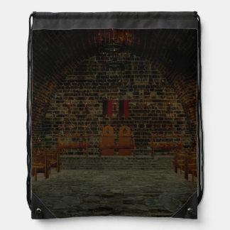 Taberna medieval mochilas