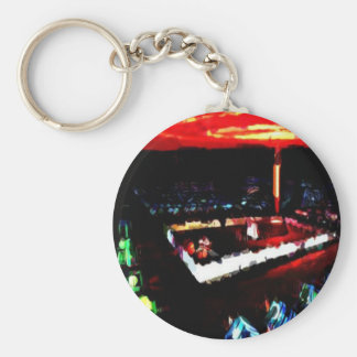 Tabernacle of God in the Wilderness Keychain