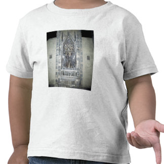 Tabernacle with Four Crowned Saints T Shirt