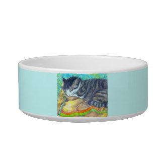 Tabi-Tiger Pet Bowl