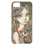 Tabitha and her Royal Owlet Case For iPhone 5C