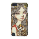 Tabitha and her Royal Owlet iPod Touch 5G Cover