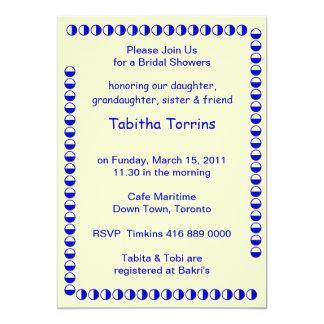 TABITHA TORRINS Bridal Shower Card