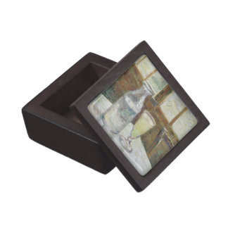 Tabla de Café con la caja de regalo superior del a Caja De Joyas De Calidad
