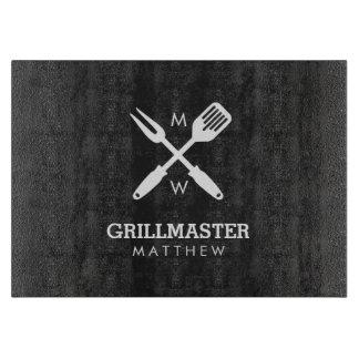Tabla de cortar de encargo de Grillmaster