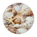 Tabla de cortar de los Seashells