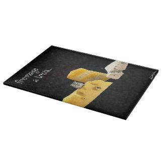 """Tabla de cortar """"fromage de las ampollas los trois"""