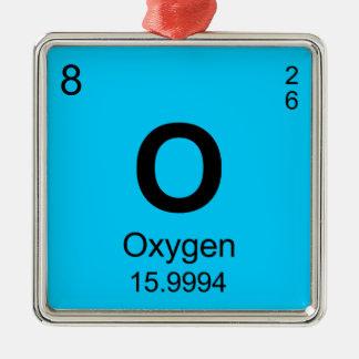 Tabla de elementos periódica oxígeno
