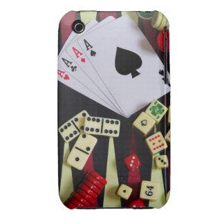 Tabla de juego iPhone 3 funda