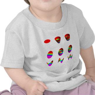 Tabla de los polinomios más de orden inferior de camisetas