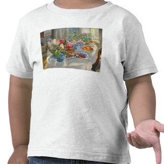 Tabla de Pascua Camisetas