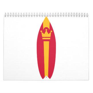 Tabla hawaiana calendario