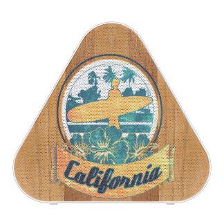Tabla hawaiana de California Altavoz Bluetooth
