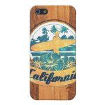 Tabla hawaiana de California iPhone 5 Coberturas