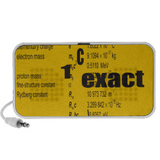 Tabla periódica de Oxygentees iPod Altavoz