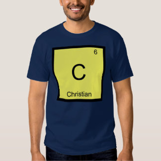 Tabla periódica del elemento de la química del remera