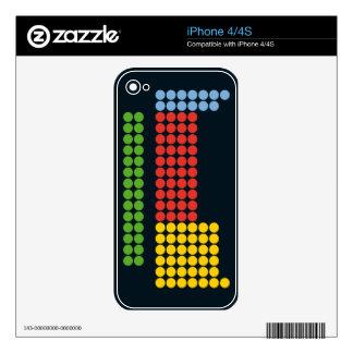 Tabla periódica skins para iPhone 4