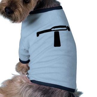 Tablaje Camisa De Perrito