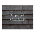 Tablas de Cape Cod adaptables Tarjetas Postales