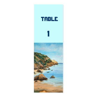 TABLE 1 BUSINESS CARDS