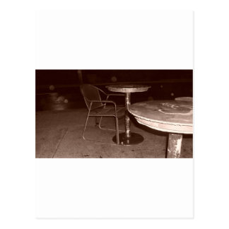 table and cahir postcard
