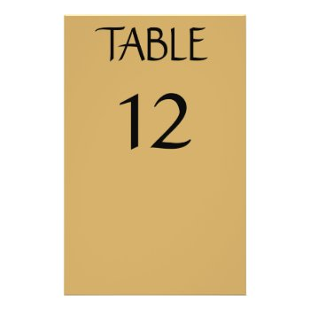 Table Cards by CREATIVEWEDDING at Zazzle