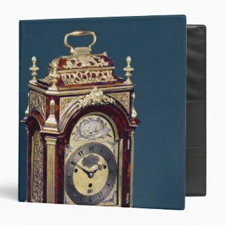 Table clock, c.1750 binder