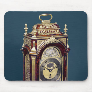 Table clock, c.1750 mouse pad