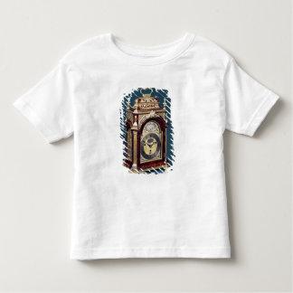 Table clock, c.1750 toddler t-shirt