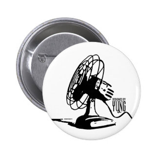 Table Fan 2 Inch Round Button