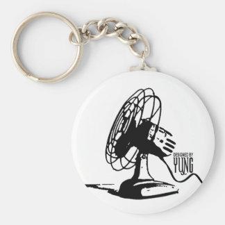 Table Fan Keychain