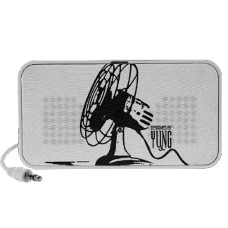 Table Fan Phone Cases iPod Speakers