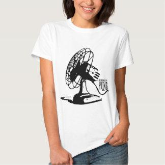 Table Fan T Shirt