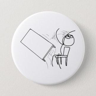 Table Flip Flipping Rage Face Meme Button