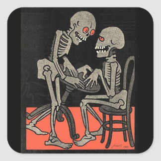 Table for Two sticker