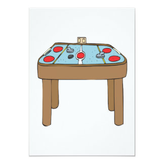Table Hockey Card